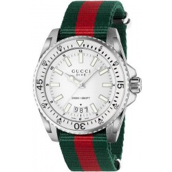 Buy Men's Gucci Watch Dive XL YA136207 Quartz