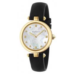 Buy Women's Gucci Watch Diamantissima Medium YA141404 Mother of Pearl