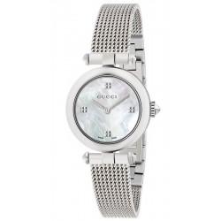 Buy Women's Gucci Watch Diamantissima Small YA141504 Mother of Pearl