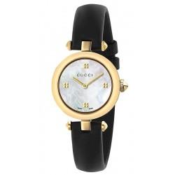 Buy Women's Gucci Watch Diamantissima Small YA141505 Mother of Pearl