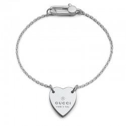 Buy Women's Gucci Bracelet Trademark YBA223513001016 Heart