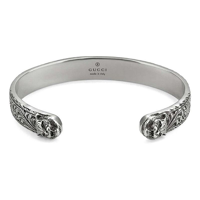 Men \u0027s Gucci Bracelet Gatto YBA433575001016