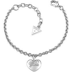 Buy Women's Guess Bracelet Iconic UBB21527-S Heart