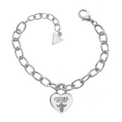 Buy Women's Guess Bracelet Iconic UBB21567-S Heart