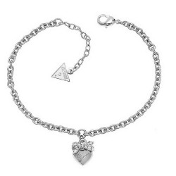 Buy Women's Guess Bracelet Iconic UBB21570-S Heart