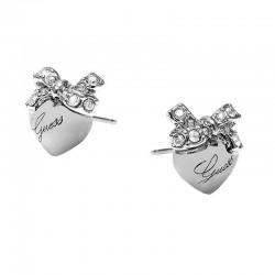 Buy Women's Guess Earrings Iconic UBE21560 Heart