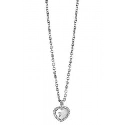 Buy Women's Guess Necklace Iconic UBN21523 Heart