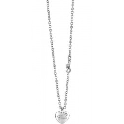 Buy Women's Guess Necklace Iconic UBN21526 Heart