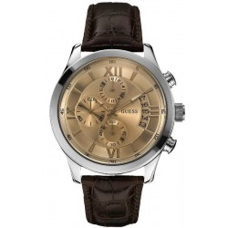 Buy Men's Guess Watch Capitol W0192G1 Chronograph