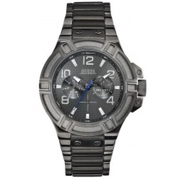 Buy Men's Guess Watch Rigor W0218G1 Multifunction