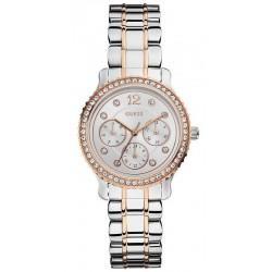 Buy Women's Guess Watch Enchanting W0305L3 Multifunction