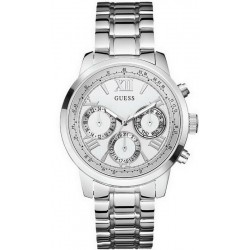 Buy Men's Guess Watch Sunrise W0330L3 Chrono Look Multifunction