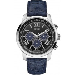 Men's Guess Watch Horizon W0380G3 Chronograph