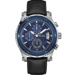Buy Men's Guess Watch Pinnacle W0673G4 Chronograph