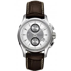 Buy Men's Hamilton Watch Jazzmaster Auto Chrono H32616553