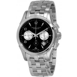 Buy Men's Hamilton Watch Jazzmaster Auto Chrono H32656133