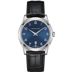 Men's Hamilton Watch Jazzmaster Thinline Quartz H38511743