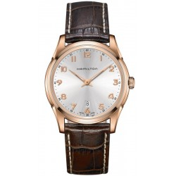 Men's Hamilton Watch Jazzmaster Thinline Quartz H38541513