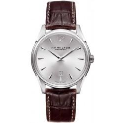 Men's Hamilton Watch Jazzmaster Slim Auto H38615555