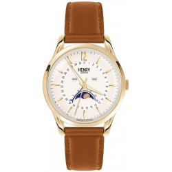 Buy Unisex Henry London Watch Westminster HL39-LS-0148 Moonphase Quartz