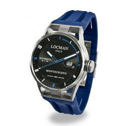 Buy Men's Locman Watch Montecristo Automatic 051100BKFBL0GOB