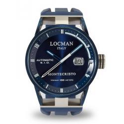Buy Men's Locman Watch Montecristo Automatic 0511BLBLFWH0SIB