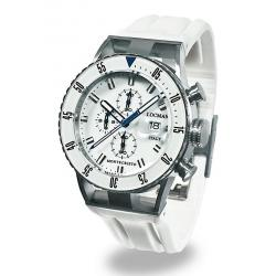 Buy Men's Locman Watch Montecristo Professional Chronograph 051200WBWHNKSIW