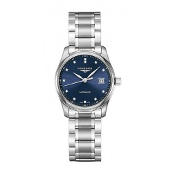 Buy Women's Longines Watch Master Collection L22574976 Diamonds Automatic