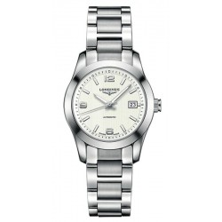 Buy Women's Longines Watch Conquest Classic L22854766 Automatic