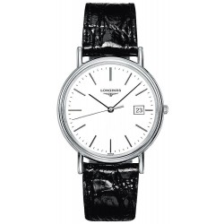 Men's Longines Watch La Grande Classique Presence L47904122 Quartz