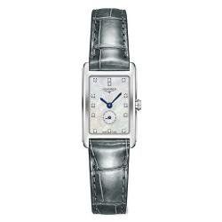 Buy Women's Longines Watch Dolcevita L52554873 Diamonds Mother of Pearl Automatic