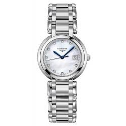 Buy Women's Longines Watch Primaluna L81124876 Diamonds Mother of Pearl