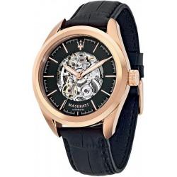 Buy Men's Maserati Watch Traguardo R8821112001 Automatic