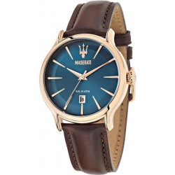 Buy Men's Maserati Watch Epoca R8851118001 Quartz