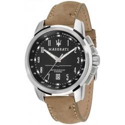Buy Men's Maserati Watch Successo R8851121004 Quartz