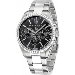 Buy Men's Maserati Watch Competizione R8853100010 Quartz Multifunction