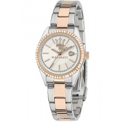 Buy Women's Maserati Watch Competizione R8853100504 Quartz