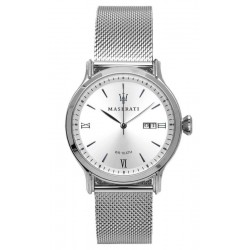 Buy Men's Maserati Watch Epoca R8853118012 Quartz