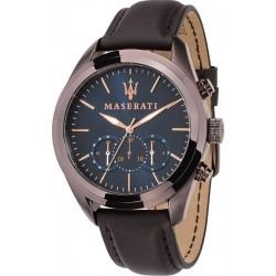 Buy Men's Maserati Watch Traguardo R8871612008 Quartz Chronograph