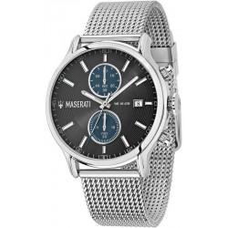 Buy Men's Maserati Watch Epoca R8873618003 Quartz Chronograph
