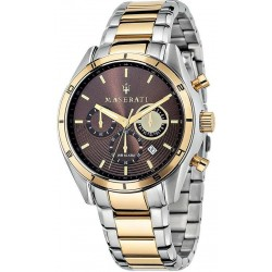 Buy Men's Maserati Watch Sorpasso R8873624001 Quartz Chronograph