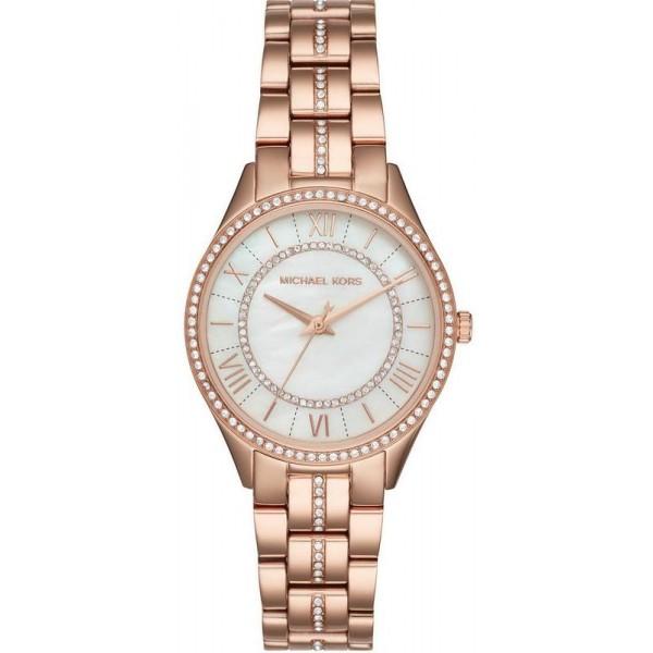 Buy Women's Michael Kors Watch Lauryn MK3716 Mother of Pearl