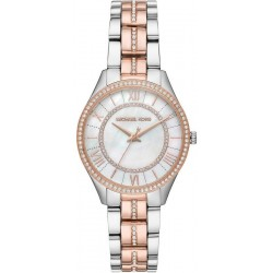 Women's Michael Kors Watch Mini Lauryn MK3979 Mother of Pearl