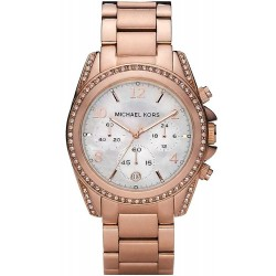 Women's Michael Kors Watch Blair MK5522 Chronograph