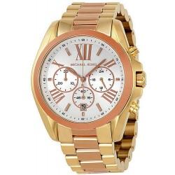 Buy Unisex Michael Kors Watch Bradshaw MK5651 Chronograph