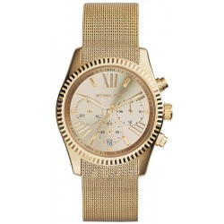 Buy Unisex Michael Kors Watch Lexington MK5938 Chronograph