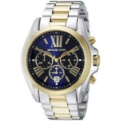 Buy Unisex Michael Kors Watch Bradshaw MK5976 Chronograph