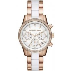 Women's Michael Kors Watch Ritz MK6324 Chronograph