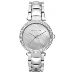 Women's Michael Kors Watch Parker MK6424 Mother of Pearl