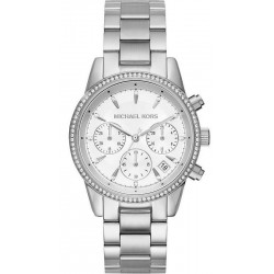Women's Michael Kors Watch Ritz MK6428 Chronograph